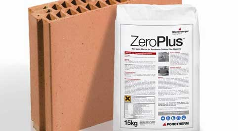 Porotherm ZeroPlus Mortar
