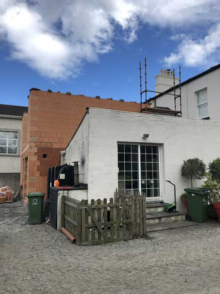 Two Storey Extension Wicklow